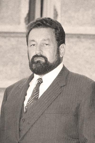Gian Vittorio pallai, il fondatore del Centro Studi Pallai